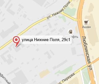 Адрес склада ABB-электро
