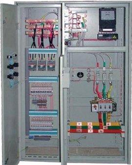 вводное распределительное устройство 0.4 кв схема