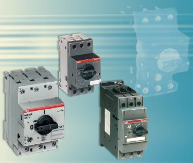 Компания ABB-Электро предлагает автоматы для защиты электродвигателей...