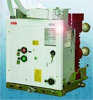 Выключатели внутренней установки ABB с элегазовой изоляцией HD4