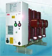 Выключатели внутренней установки ABB с элегазовой изоляцией HD4_R