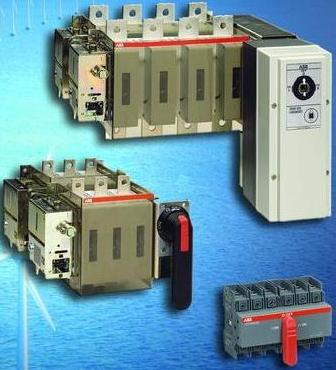Электрические характеристики реверсивных рубильников ABB позволяют выполнять переключение под нагрузкой между двумя...