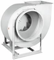 Вентилятор радиальный для дымоудаления среднего давления ВРС-ДУ