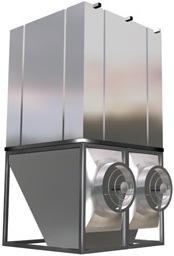Градирня вентиляторная компактная ГРД