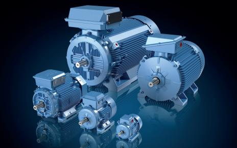 Standard low voltage motors