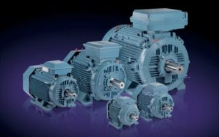 Low voltage process performance motors
