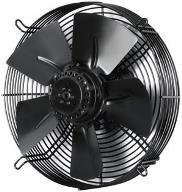 Вентиляторы осевые компактные с внешнероторным двигателем