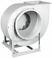 Вентилятор радиальный для дымоудаления низкого давления ВРН-ДУ