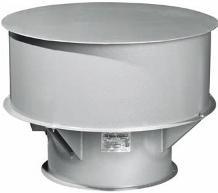 Вентилятор крышный центробежный типа ВКРЦ